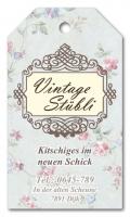 Anhängeetiketten Vintage im Offset-Druck AD-26 - 3.000 Stück