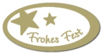 Geschenketiketten E-811a Frohes Fest weiß, Prägung in gold