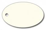 Anhängeetiketten, antique-gerippt, blanko AD-14 - 500 Stück