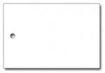 Anhängeetiketten, antique-gerippt, blanko AE-75-50 - 500 Stück