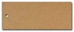 Anhängeetiketten, braun-natur, blanko AE-100-40 - 500 Stück