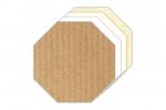 LA-127 Etiketten o. Druck auf selbstklebendem Haftpapier