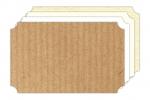 LA-125  Etiketten o. Druck auf selbstklebendem Haftpapier