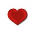 Geschenketiketten E-231 Herz, Hochglanz-Haftpapier - 500 Stück