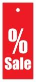 Aktionsetiketten SP 152 - %  Sale - 500 Stück