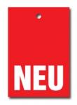 Aktionsetiketten LD 15-018 - Neu - 500 Stück