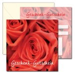 Geschenk-Gutscheine GG-201, beidseitig bedruckte Karte