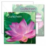 Geschenk-Gutscheine GG-218, beidseitig bedruckte Karte