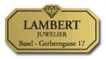 Schmucketiketten, gold glanz - 1.000 Stück