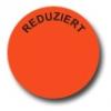 Aktionsetiketten W-011 rund mit Druck - Reduziert