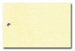 Anhängeetiketten, creme-gerippt, blanko AE-75-50 - 500 Stück