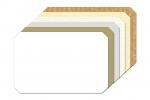 LB-94 Etiketten o. Druck auf selbstklebendem Haftpapier